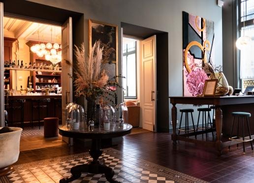 The story of Hotel Mercier
