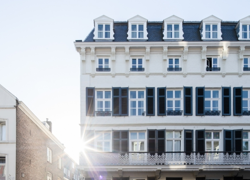The history of Hotel Monastère Maastricht